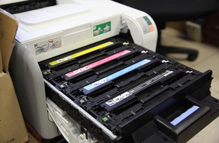 Ремонт картриджа лазерного принтера своими руками видео